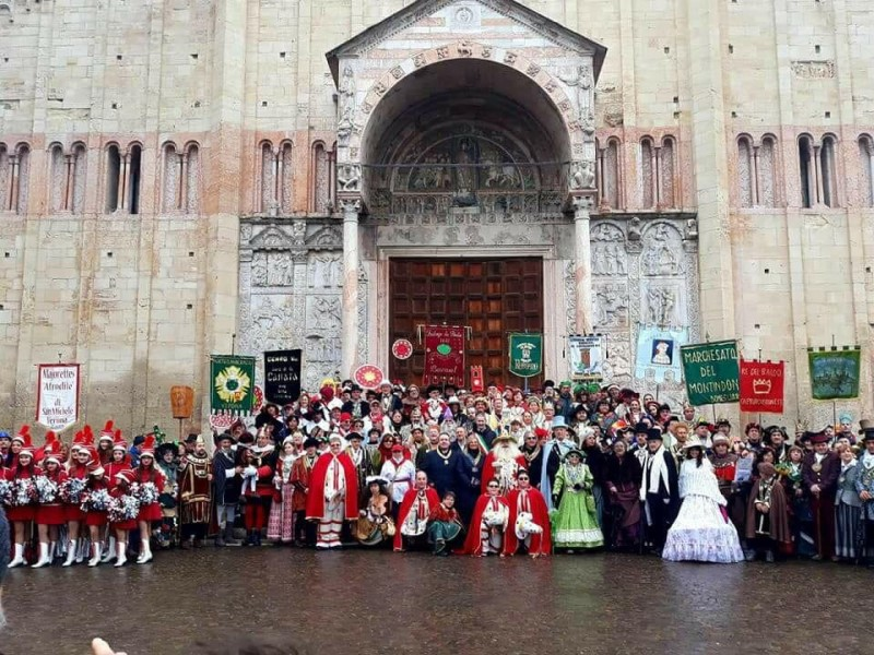 venardì gnocolar Carnevale Verona