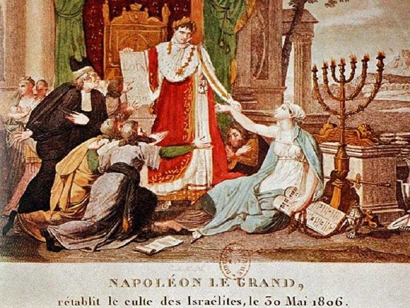 Emancipazioni Ebrei Comunità ebraica sinagoga VeronaNapoleone