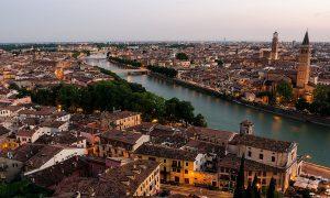 Veronetta: Verona Panorama