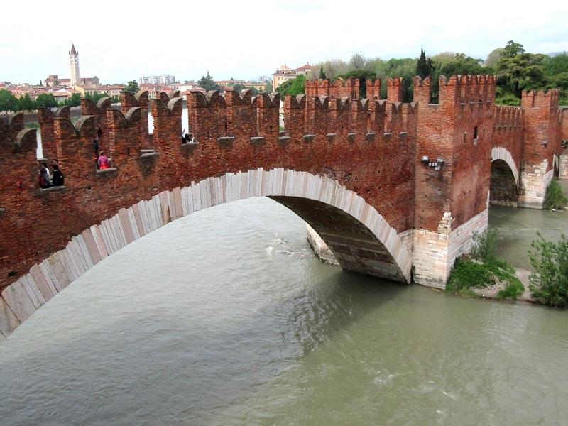 Castelvecchio Ponte Adige