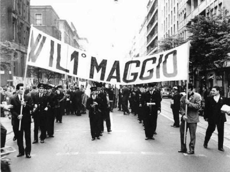 Primo Maggio Manifestazione