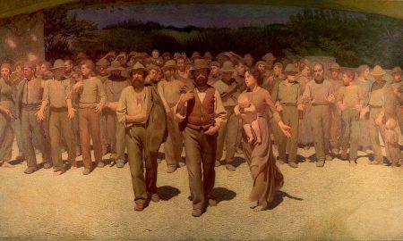 Quarto Stato Primo Maggio Lavoratori