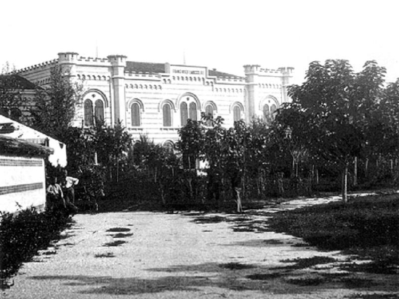 Arsenale Verona Ottocento