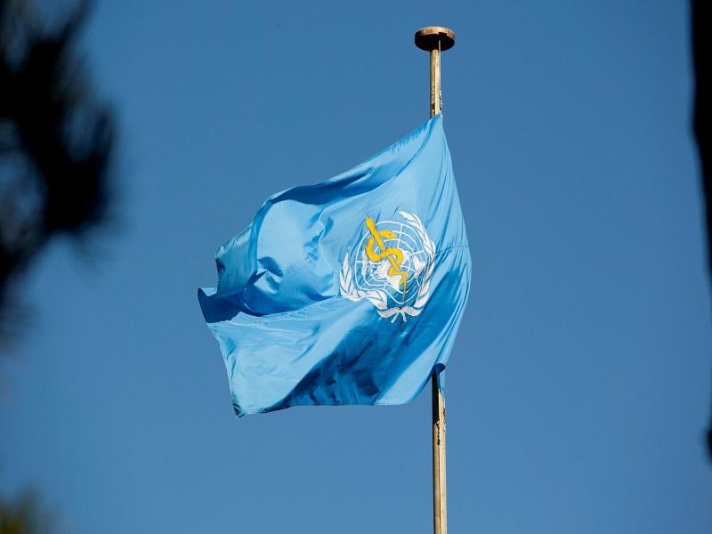 Bandiera Oms Giornata Mondiale Della Salute
