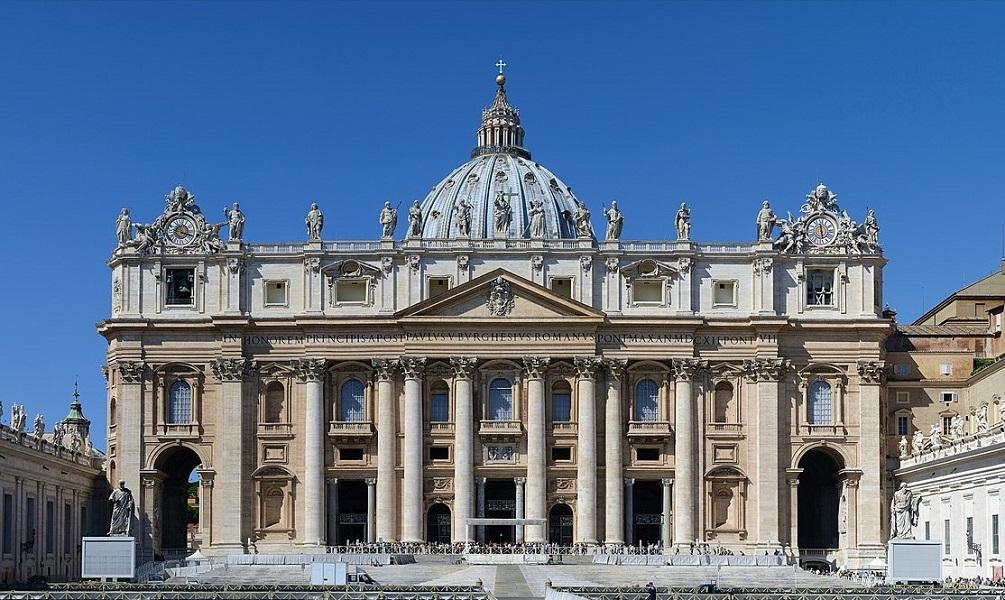 Basilica Sa Pietro Pasqua