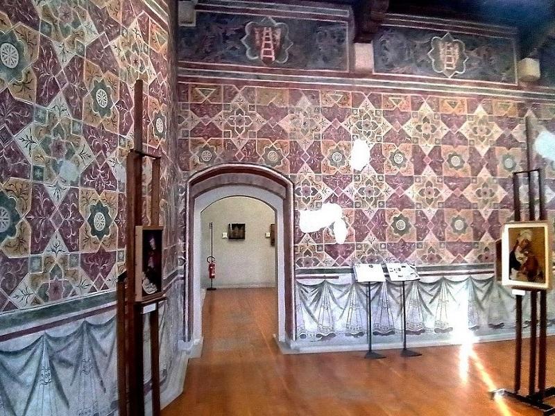 Castelvecchio Affreschi