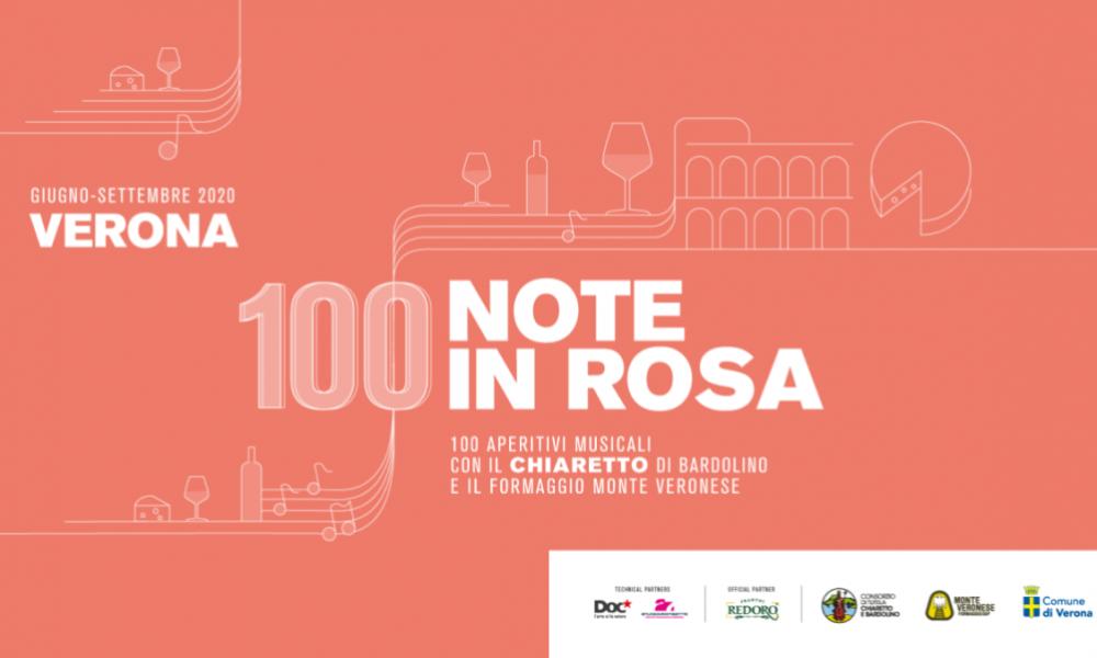 Note In Rosa: locandina evento