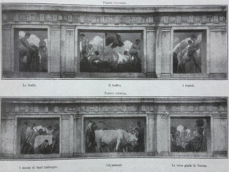 La pittura murale a Verona: dalla cultura dell'affresco ai graffiti