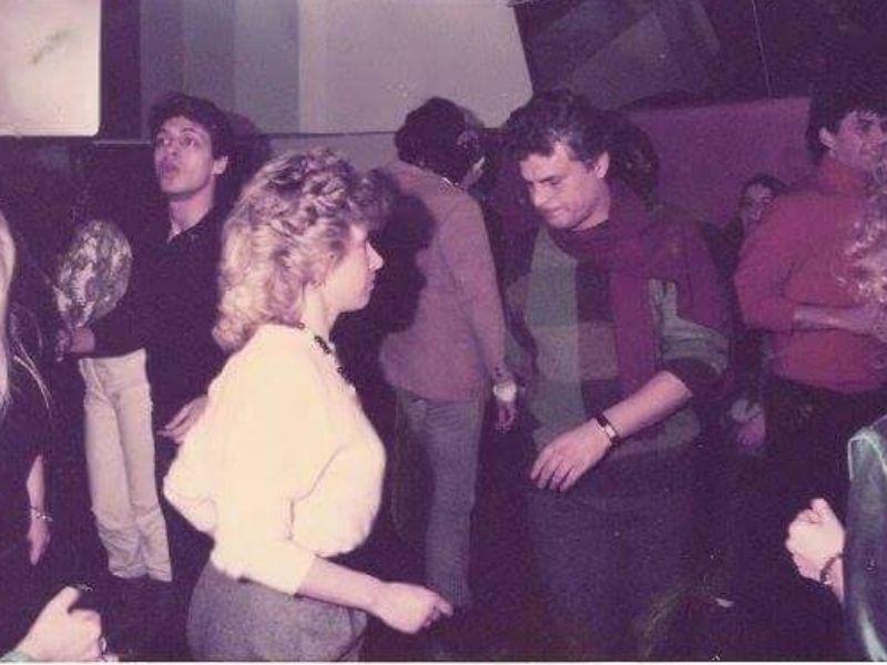 Michele Placido Balla In Pista