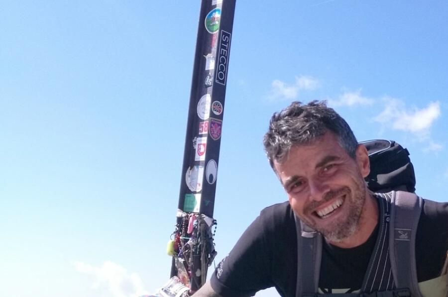 Nicola Bortoletto Che Riesce A Rendere Simpatica La Metereologia Perfino Nei Giorni Di Pioggia