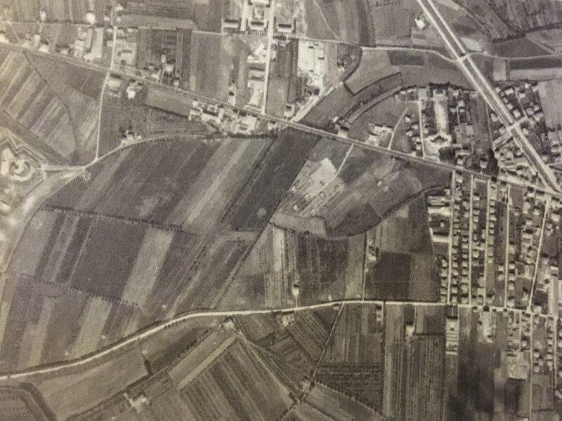 Borgo Milano -  Pianta della città