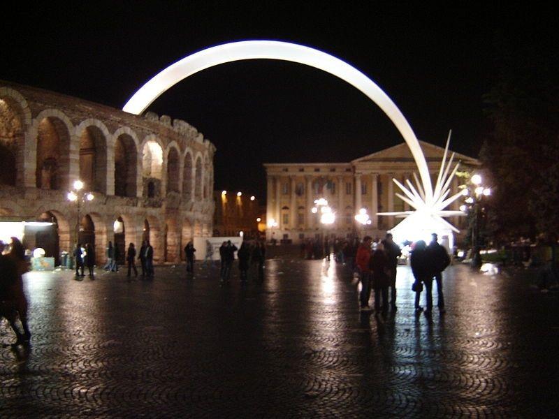 La Tradizionale Stella Cometa Di Verona