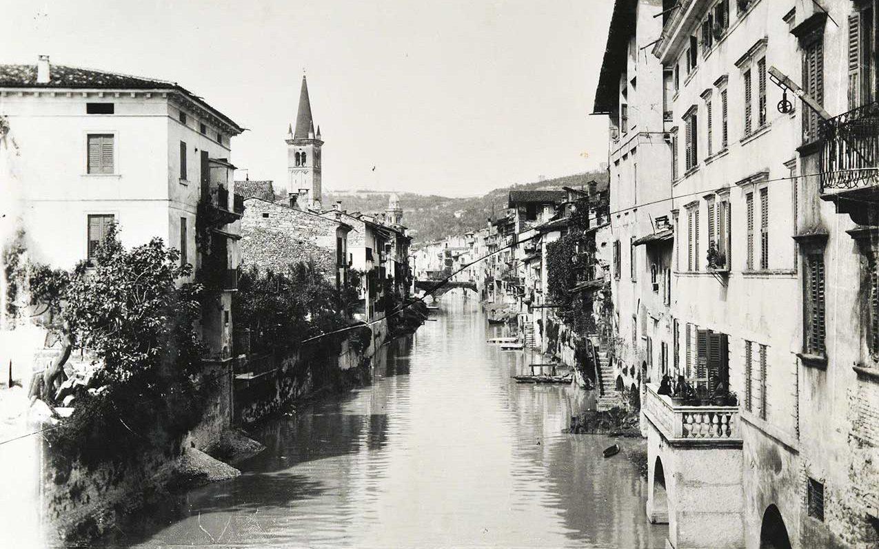 Interrato Acqua Morta Verona
