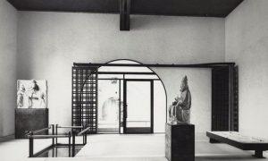 Interno del museo di Castervecchio