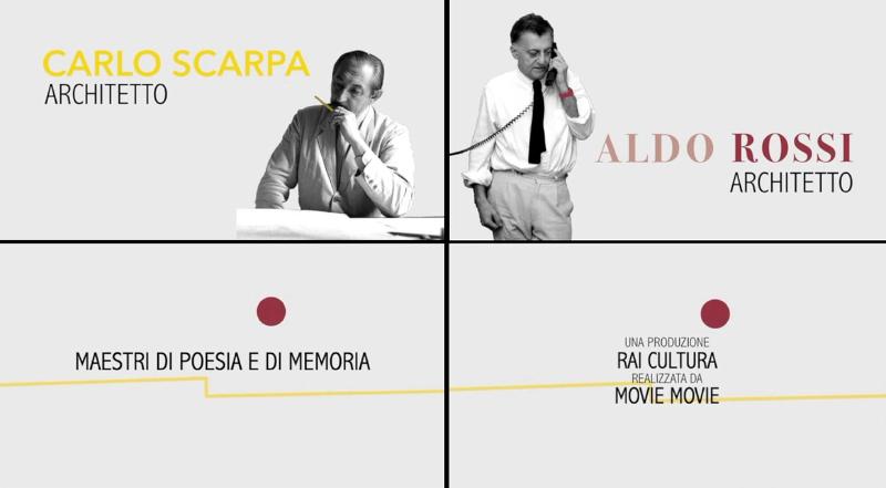 Carlo Scarpa Raiplay