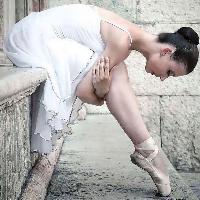 Vanessa Gherbavaz Ballerina
