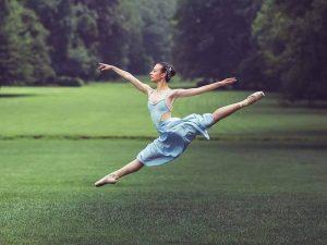 Vanessa Gherbavaz Nel Parco