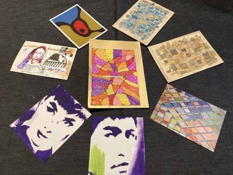 Alcuni Esempi Di Mail Art