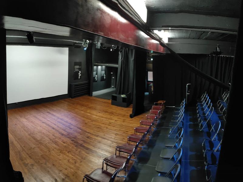 Interno Teatro Satiro Off Crediti Teatro Satiro
