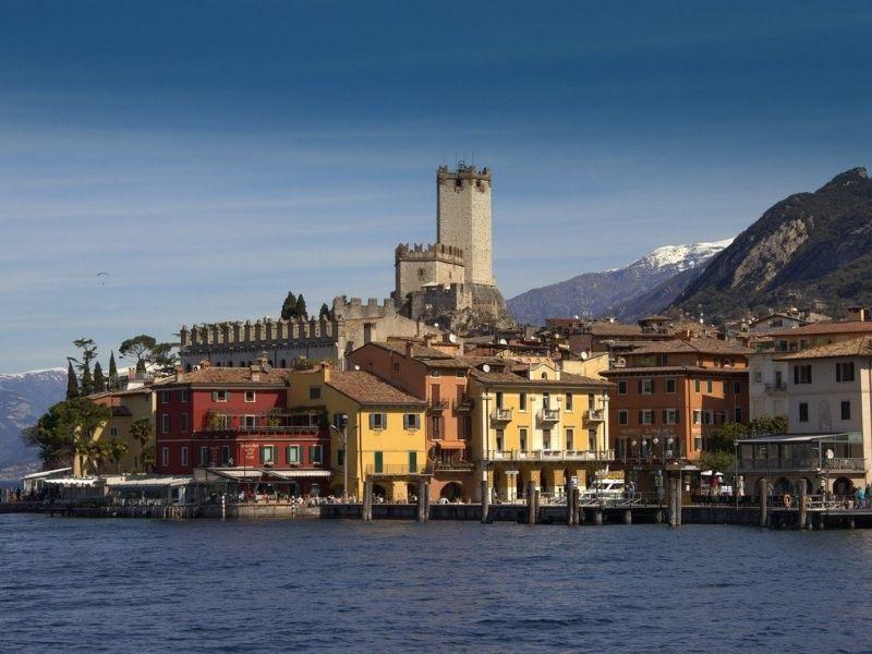 Malcesine Il Borgo Dei Borghi
