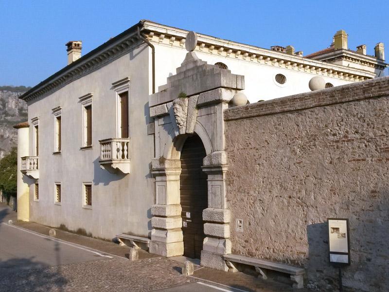 Villa Del Bene Lato Ovest
