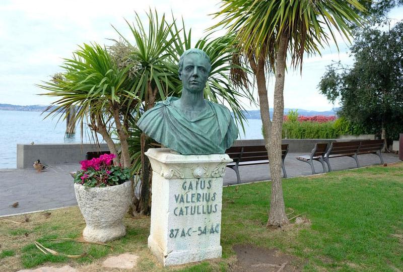 Statua Di Catullo
