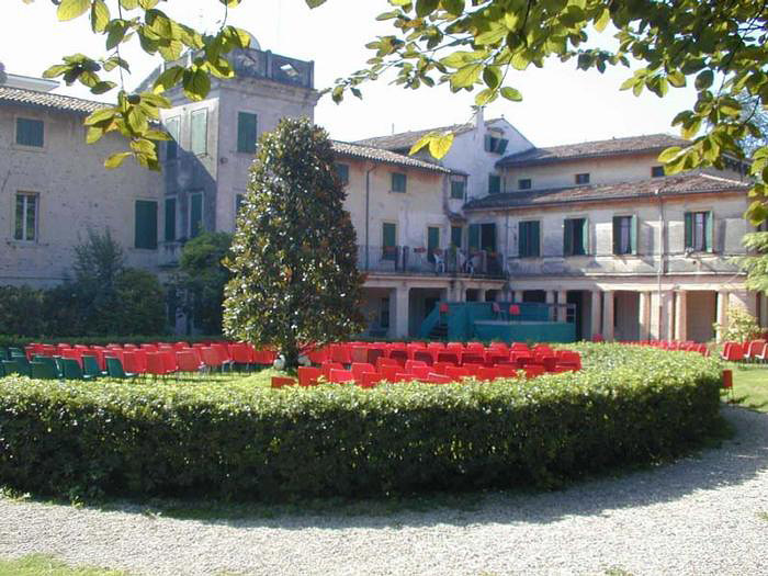 Palazzo Bottagisio Giardino