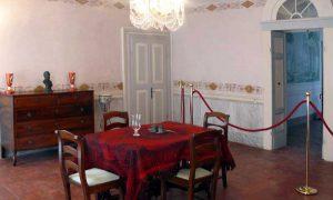 Palazzo Bottagisio Sala Del Trattato