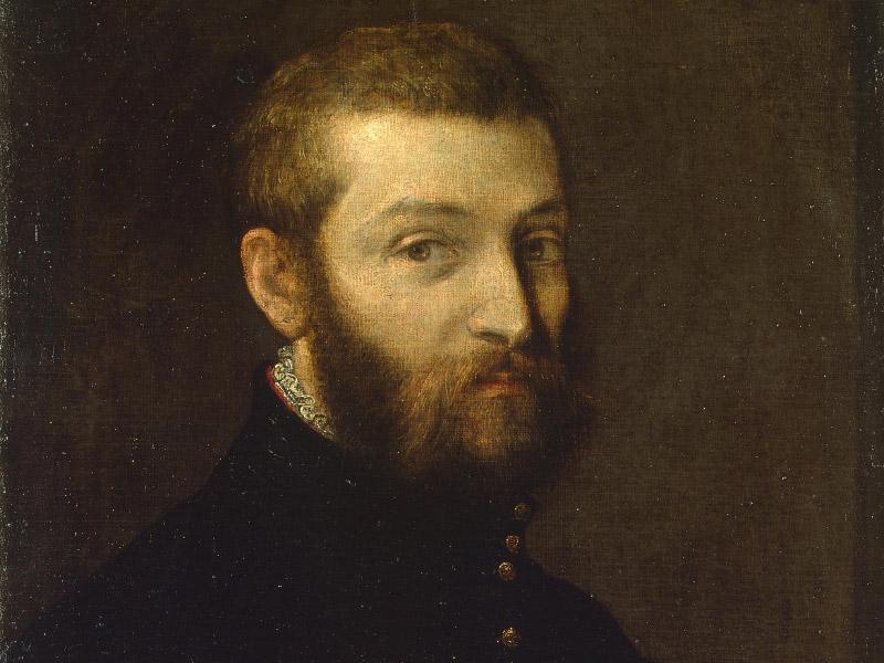 Paolo Veronese - Autoritratto