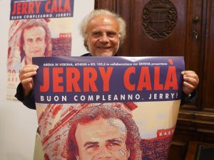 Compleanno Jerry Cala Manifesto
