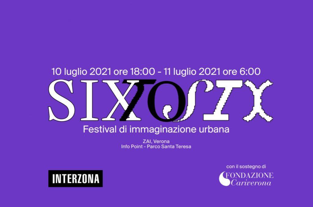 immagine promozionale del festival 6to6