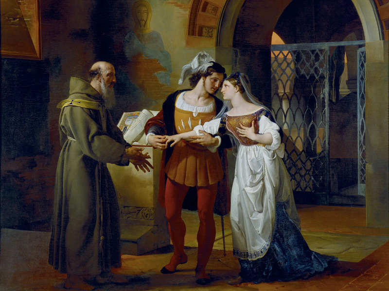 Sponsali Di Giulietta E Romeo