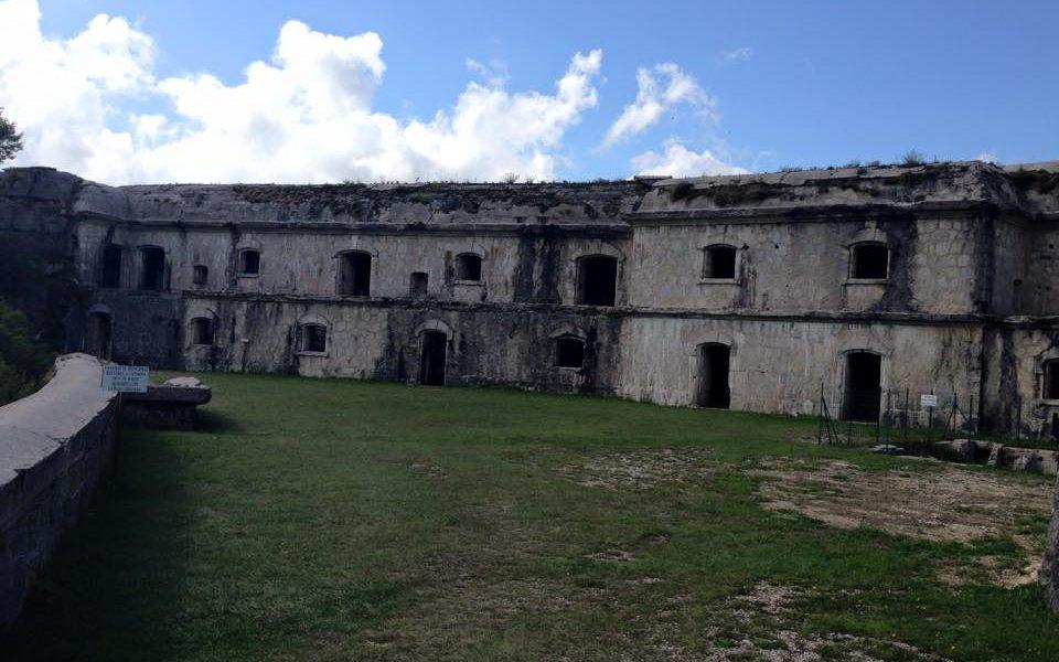 Forte Corbin - musei