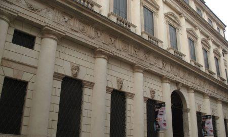 Facciata Palazzo Cordellina Vicenza 2012