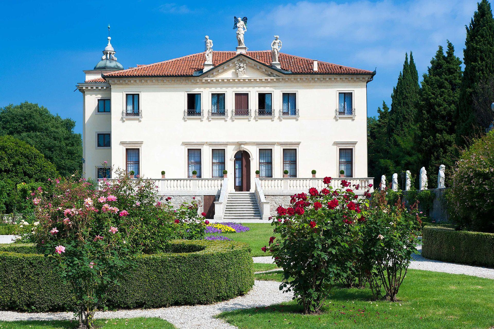 Villa Valmarana Ai Nani Tiepolo Palazzina