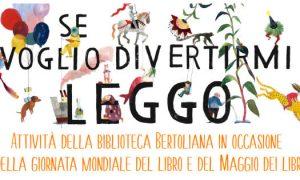 Giornata Mondiale Del Libro Vicenza