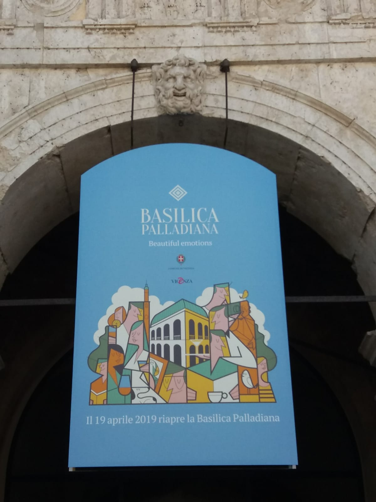 Basilica Palladiana 3