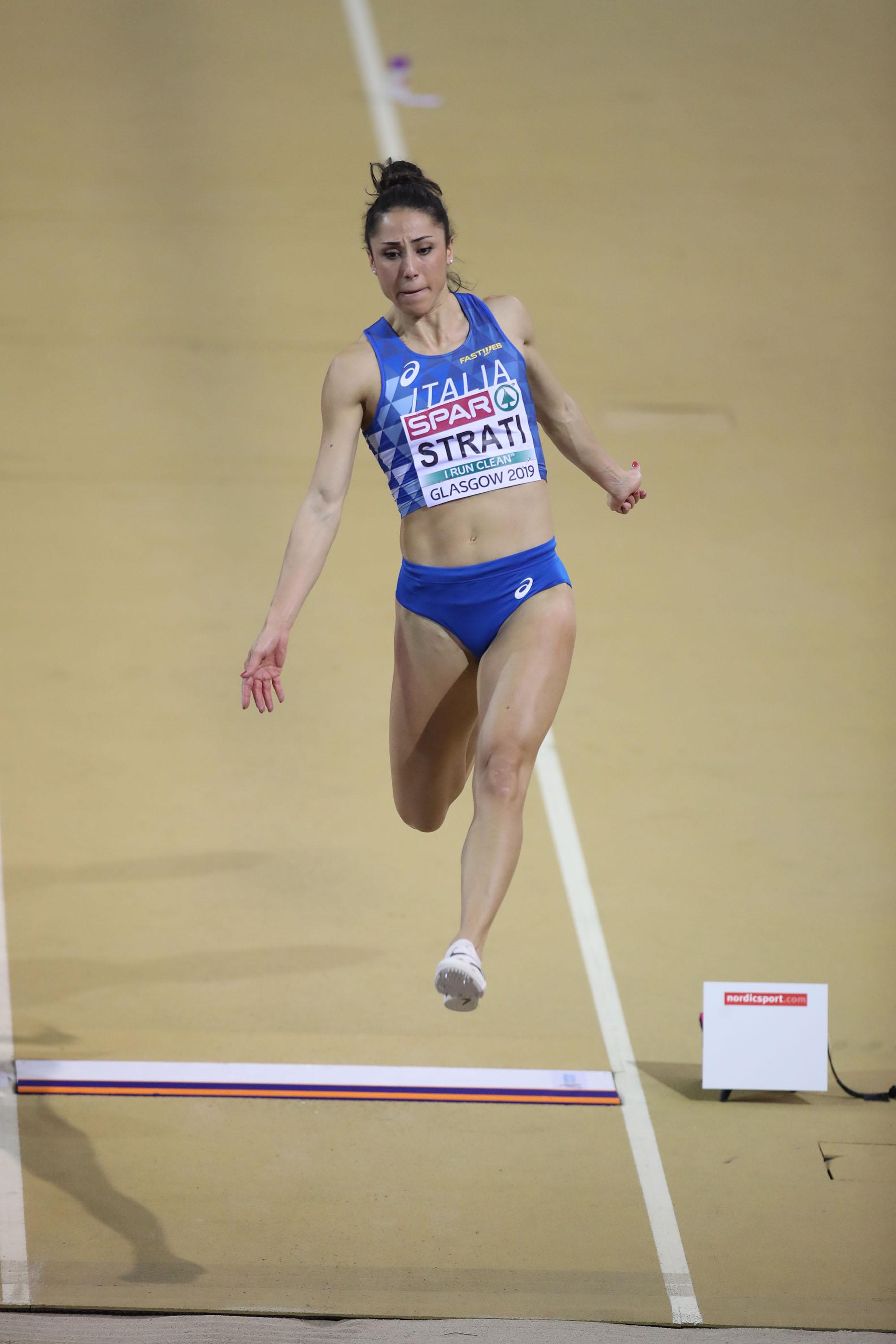 Campionati Europei Indoor Di Glasgow