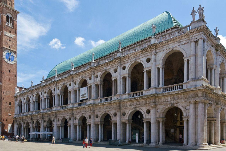 Basilica Palladiana progetto