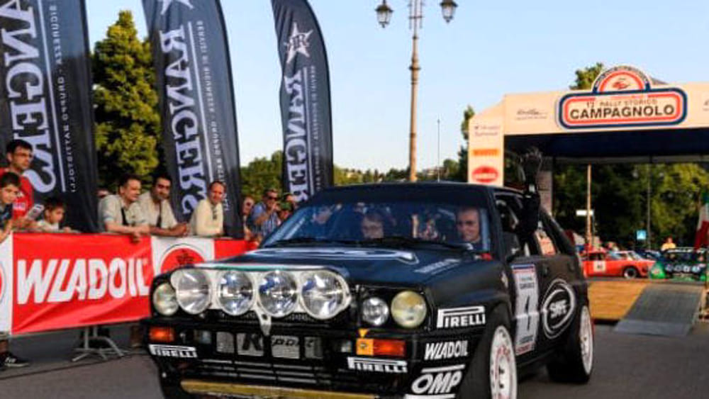 Rally Campagnolo 2