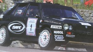 Rally Storico Campagnolo