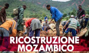 ufficio missionario Mozambico
