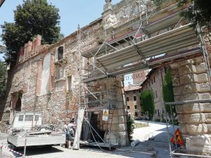 Teatro Olimpico Portale