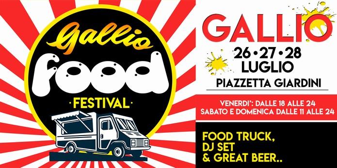 Gallio Food Festiva