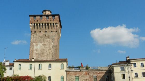 Castello Torrione frontiere