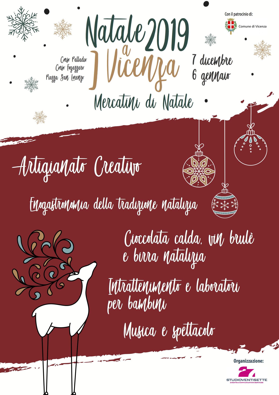 Mercatini Vicenza 2019