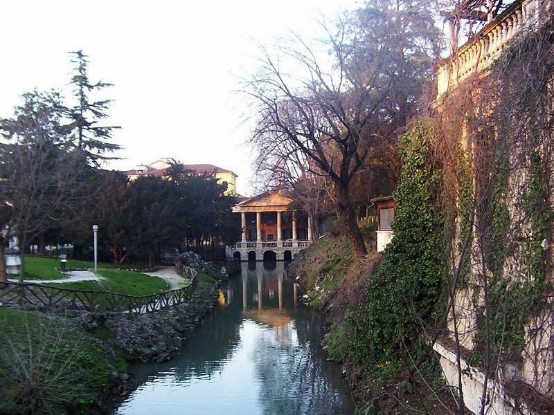 Giardini Salvi - una bella veduta