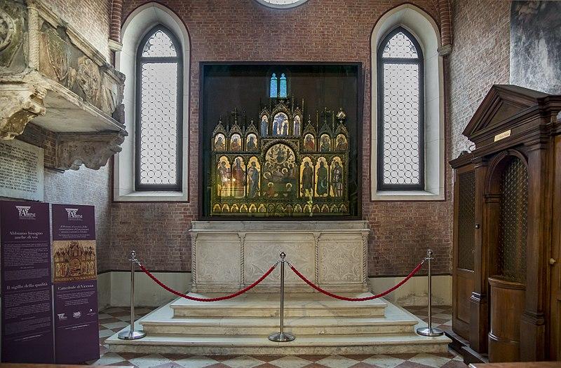 La cattedrale di Vicenza  - Cappella San Giacomo in cattedrale