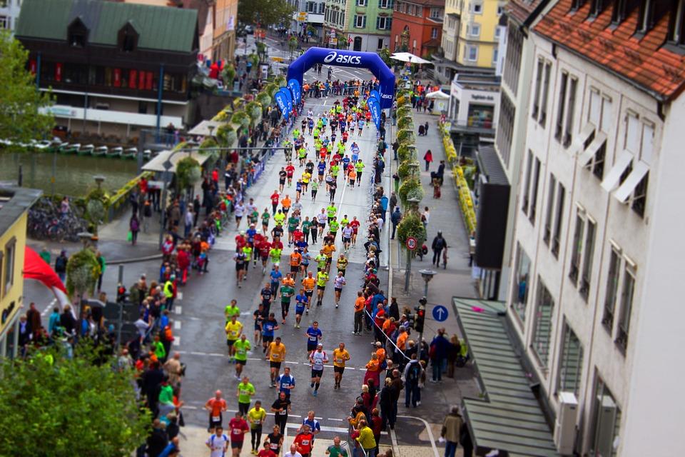 Gelindo Bordin - Maratonina in città