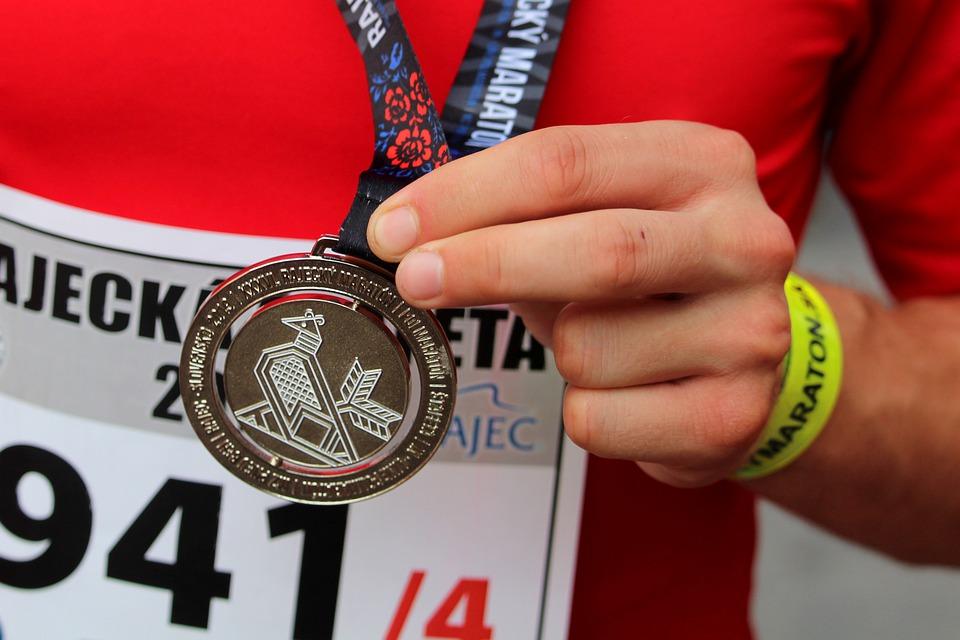 Gelindo Bordin - Medaglia per la Maratona